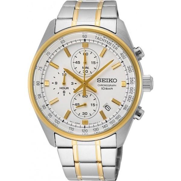 Pánske hodinky SEIKO SSB380P1 Dom hodín MAX