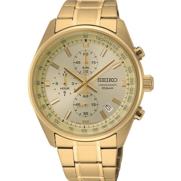Pánske hodinky SEIKO SSB382P1 Dom hodín MAX