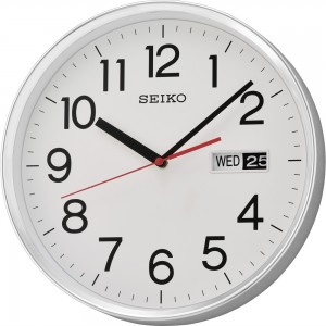 Nástenné hodinky_SEIKO QXF104S_Dom hodín MAX