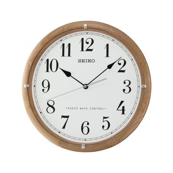 Nástenné hodiny_SEIKO QXR208Z_Dom hodín MAX