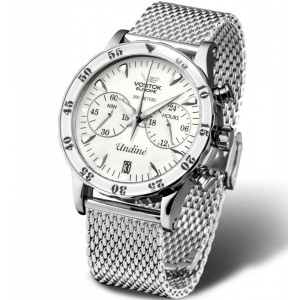 Dámske hodinky_Vostok Europe VK64/515A524B_Dom hodín MAX