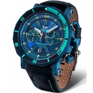 Pánske hodinky_ Vostok Europe Lunochod 2 Grand Chronograf 6S21/620E278_Dom hodín MAX