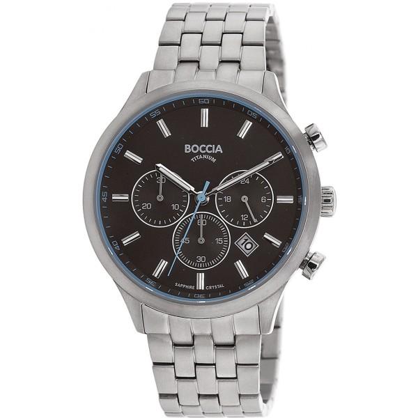 Pánske hodinky_Boccia Titanium 3750-04_Dom hodín MAX