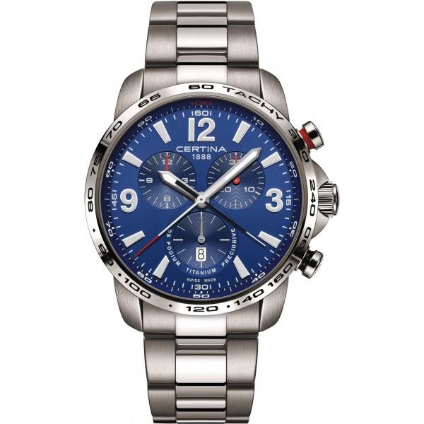 Pánske hodinky_Certina C0016474404700_Dom hodín MAX